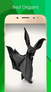 Origami Flapping Bat Apk Screenshot