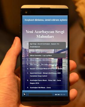 New Azerbaijan Love Songs apk screenshot