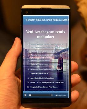New Azerbaijan remix songs poster