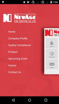 NewAge Fire Fighting Co. Ltd. screenshot 1