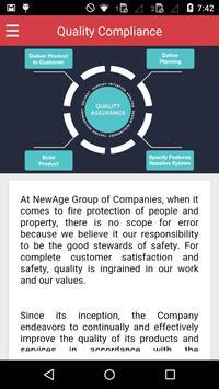 NewAge Fire Fighting Co. Ltd. screenshot 4