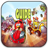 New Angry Birds Go Tricks icon