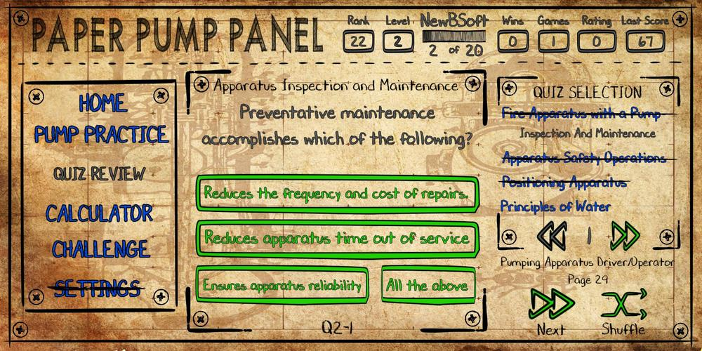 Paper Pump Panel For Android APK Download