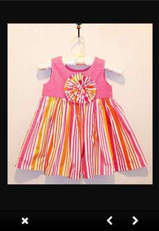 94e25c4d1d04 New Baby Frock Designs for Android - APK Download