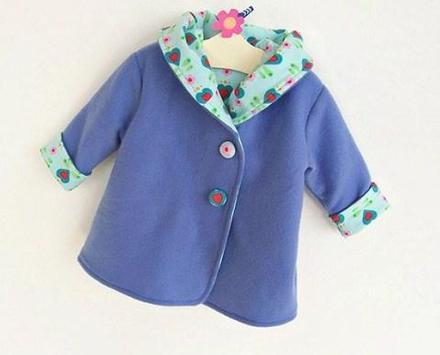 New Baby Jacket Ideas screenshot 2