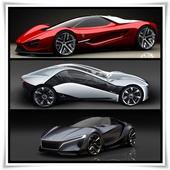 New Car Concept icon