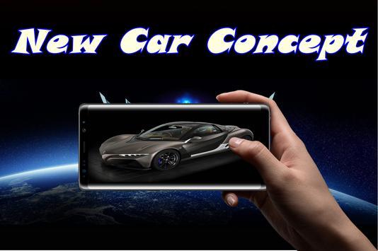 New Car Concept poster