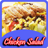 New Chicken Salad Recipes icon