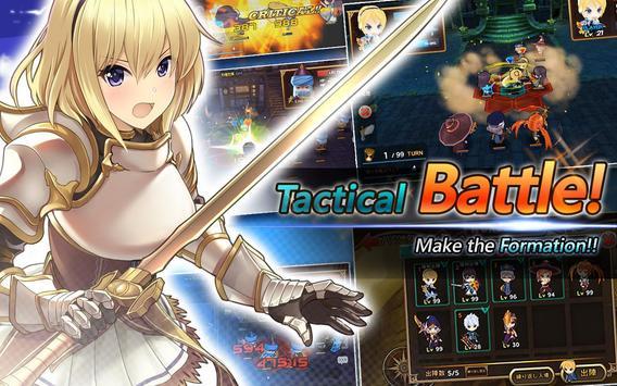 TacticsLand(SRPG)-poster
