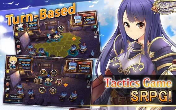 TacticsLand(SRPG) screenshot 2