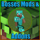 Bosses Mods & Addons for Minecraft MCPE icon