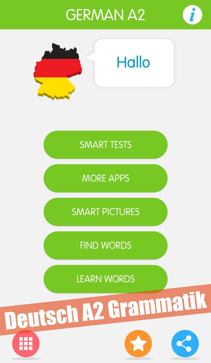 Learn German A2 Grammar Free for Android - APK Download