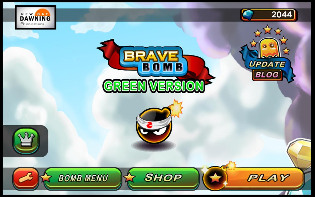 Brave Bomb Apk Download Free Casual Game For Android Poster