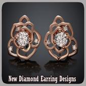 New Diamond Earring Designs icon