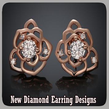 New Diamond Earring Designs poster