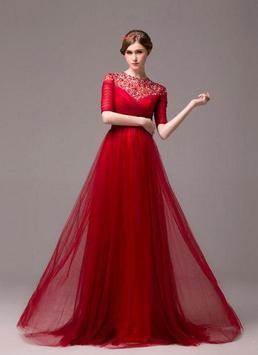 New Evening Dress Ideas screenshot 1