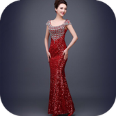 New Evening Gown Design icon