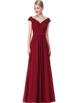 New Evening Gown Design screenshot 5