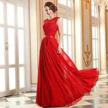 New Evening Gown Design screenshot 8