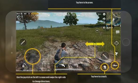 New PUBG Mobile Strategy screenshot 1