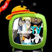 Anime TV icon