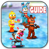 New FNaF World Guide icon
