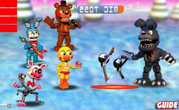 New FNaF World Guide for Android - APK Download