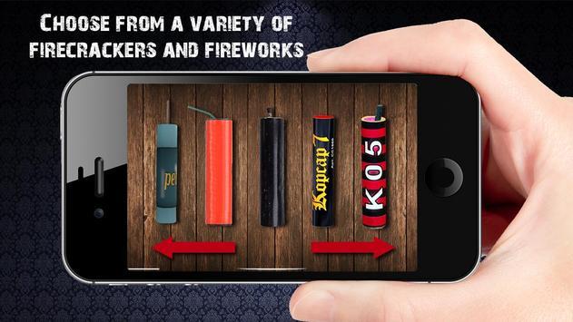 New Fireworks Simulator 2017 poster