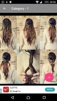300 Hair Style Tutorial screenshot 3