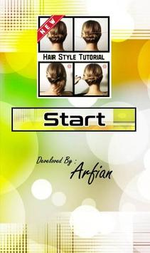 300 Hair Style Tutorial poster