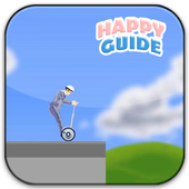 New Happy Wheels Guide icon