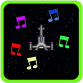 Rock N Roll Starfighter FREE icon