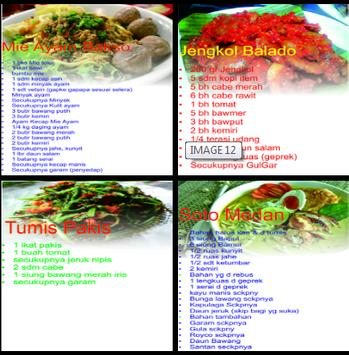 New Indonesian Recipes screenshot 2
