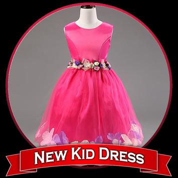 New Kid Dress poster