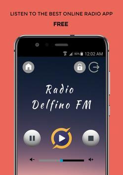 Radio Delfino FM 90.4 App Italy Gratis En Línea poster