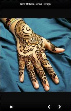 New Mehndi - Henna Designs apk screenshot