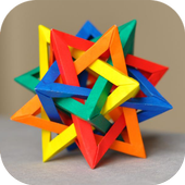 New Simple Origami icon