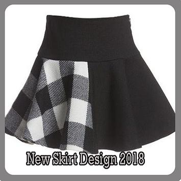 New Skirt Design 2018 poster