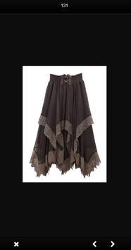 New Skirt Design 2018 screenshot 2