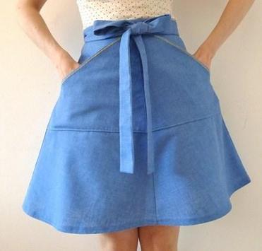 New Skirt Design 2018 screenshot 6