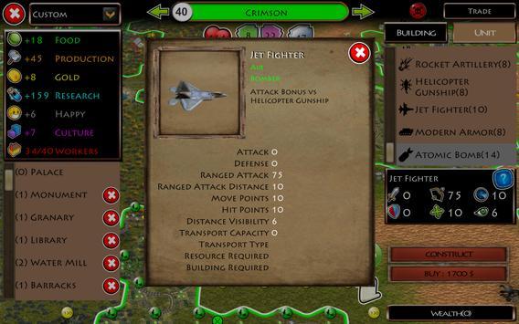World of Empires Ekran Görüntüsü 11