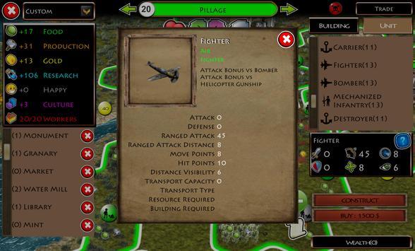 World of Empires Ekran Görüntüsü 1