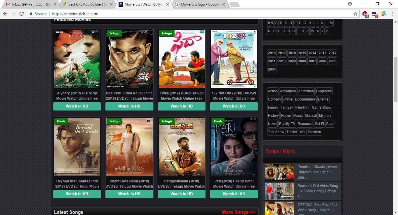 where to download new telugu movies