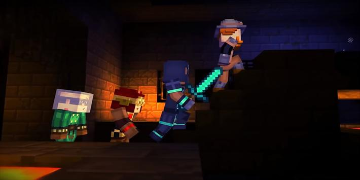 Tricks For Minecraft: Story Mode - Season Two poster