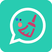 منظف الوتس اب جديد icon