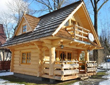 New Wooden House Design screenshot 3