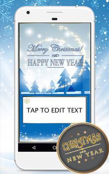 New Year & Christmas Greeting Cards screenshot 5