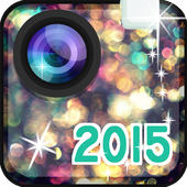 New Year Collage Photo Editor icon
