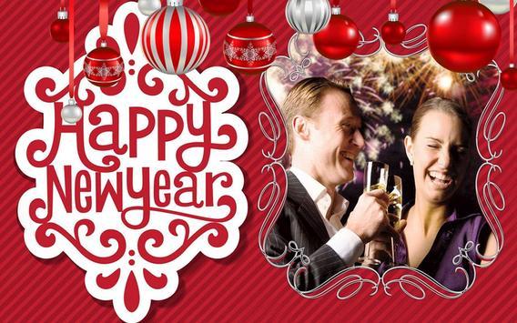 New Year Frames 2018 apk screenshot