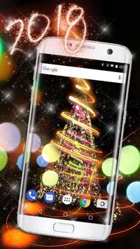 Happy New Year Wallpaper 2019 – Holiday Background screenshot 4
